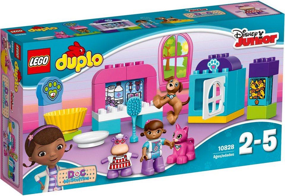 LEGO® Disney Juniors Doc McStuffins Tierpflegesalon (10828), »LEGO® DUPLO® Doc McStuffins«