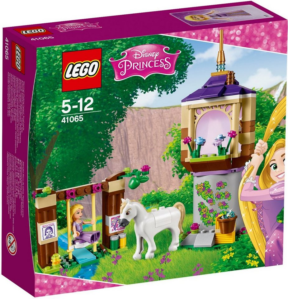 LEGO®, Rapunzels perfekter Tag (41065), »LEGO® Disney Princess™«