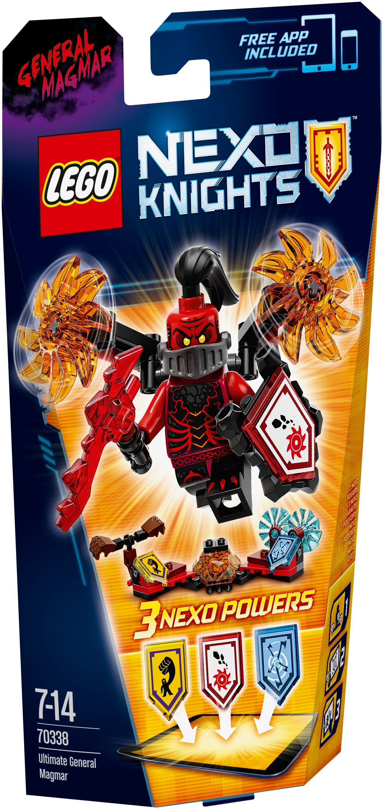LEGO® Ultimativer General Magmar (70338), »LEGO® NEXO KNIGHTS™«