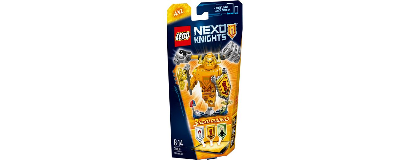 LEGO® Ultimativer Axl (70336), »LEGO® NEXO KNIGHTS™«