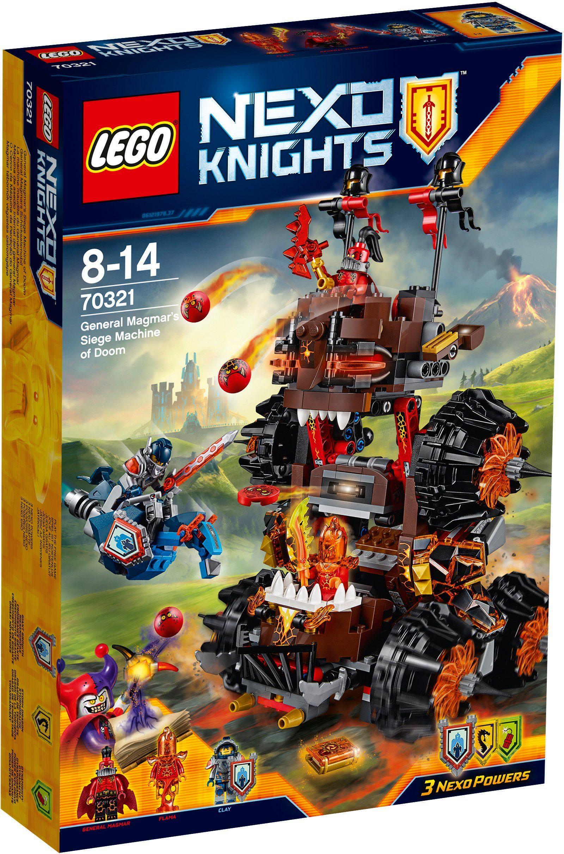 LEGO® General Magmars Schicksalsmobil (70321), »LEGO® NEXO KNIGHTS™«