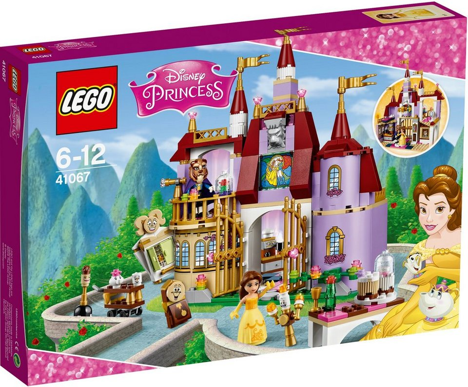 LEGO®, Belles bezauberndes Schloss (41067), »LEGO® Disney Princess™«