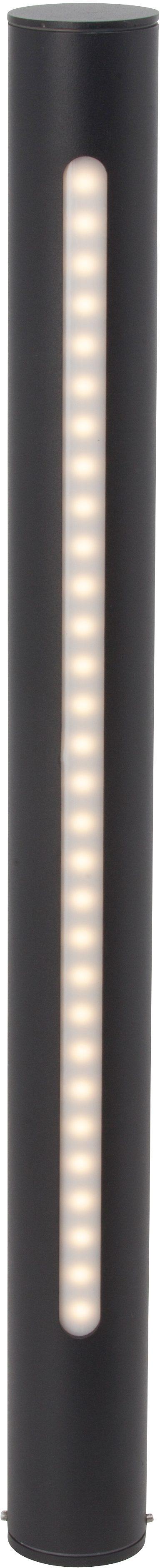 Brilliant LED Außenleuchte, 1 flg., Stehleuchte, »TWIN«