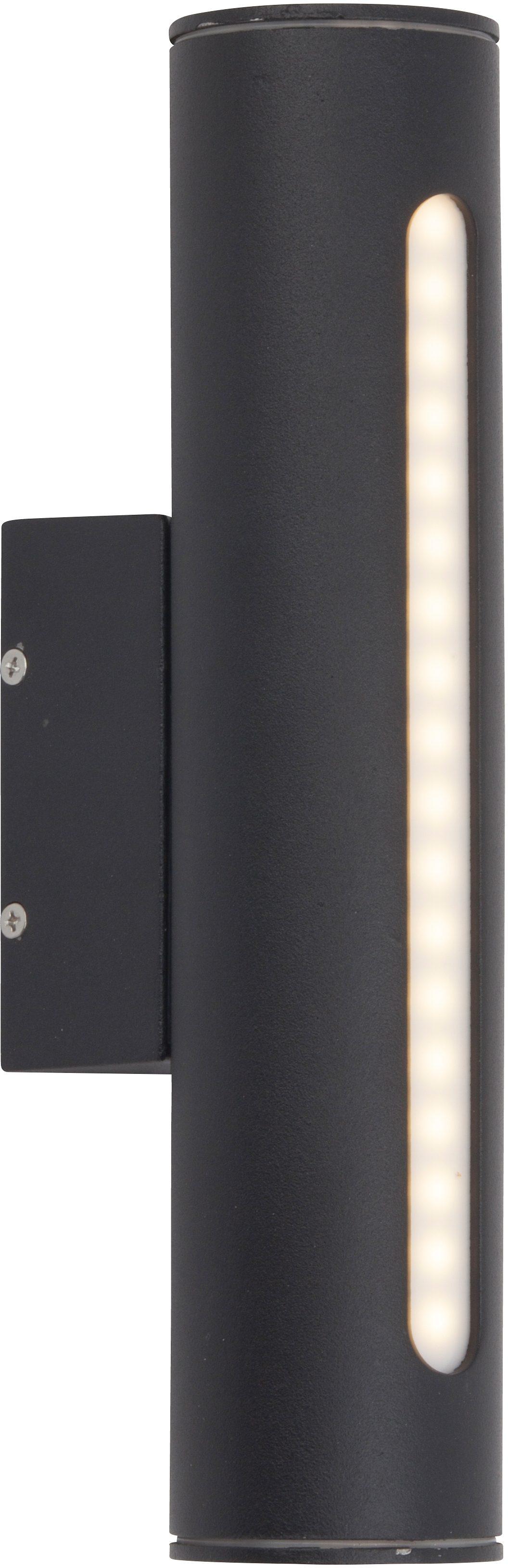 Brilliant LED Außenleuchte, 1 flg., Wandleuchte, »TWIN«