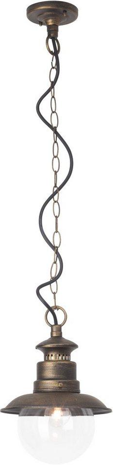 Brilliant Außenleuchte, 1 flg., Pendelleuchte, »ARTU« in Metall, Glas