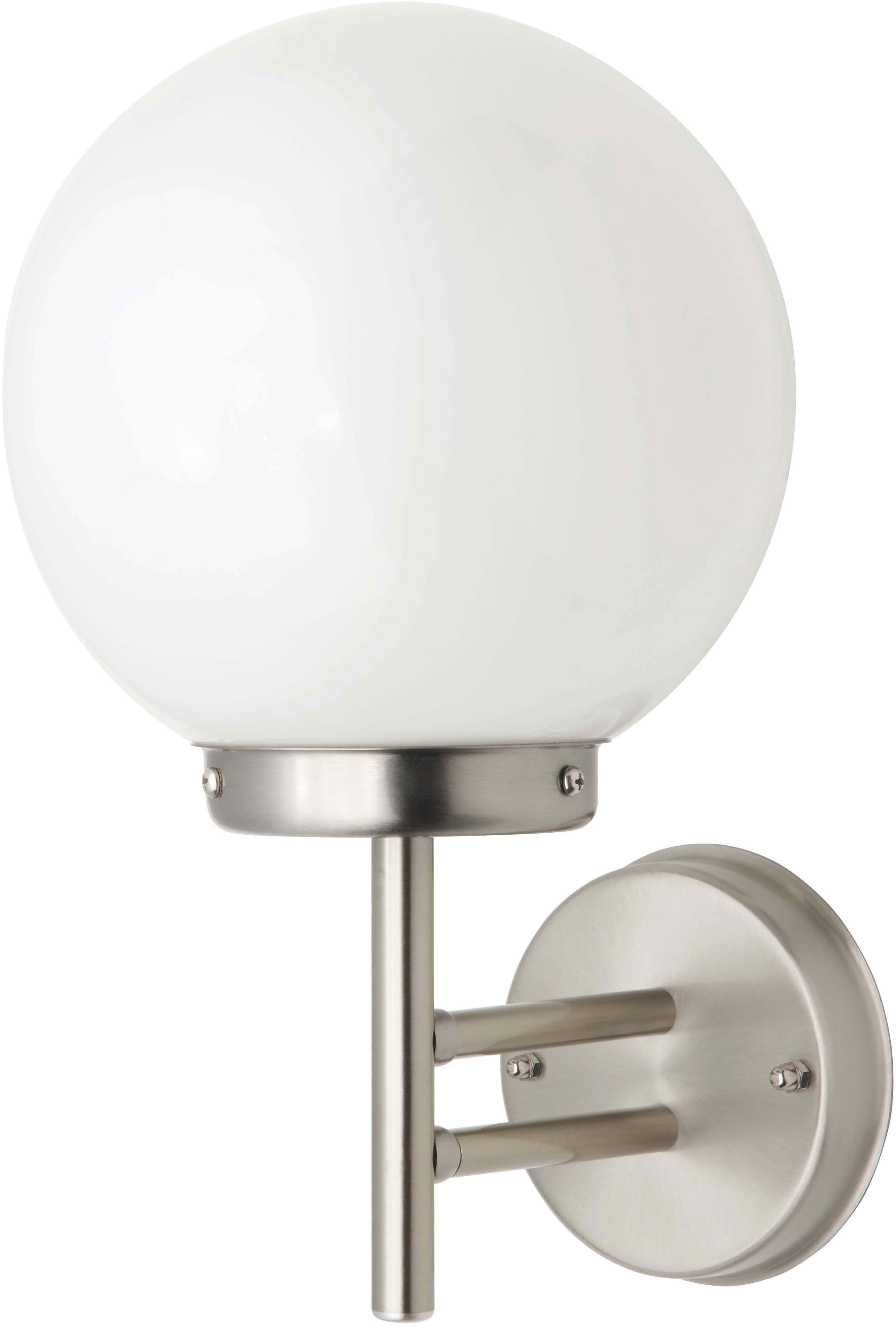 Brilliant LED Außenleuchte, 1 flg., Wandleuchte, »AALBORG«