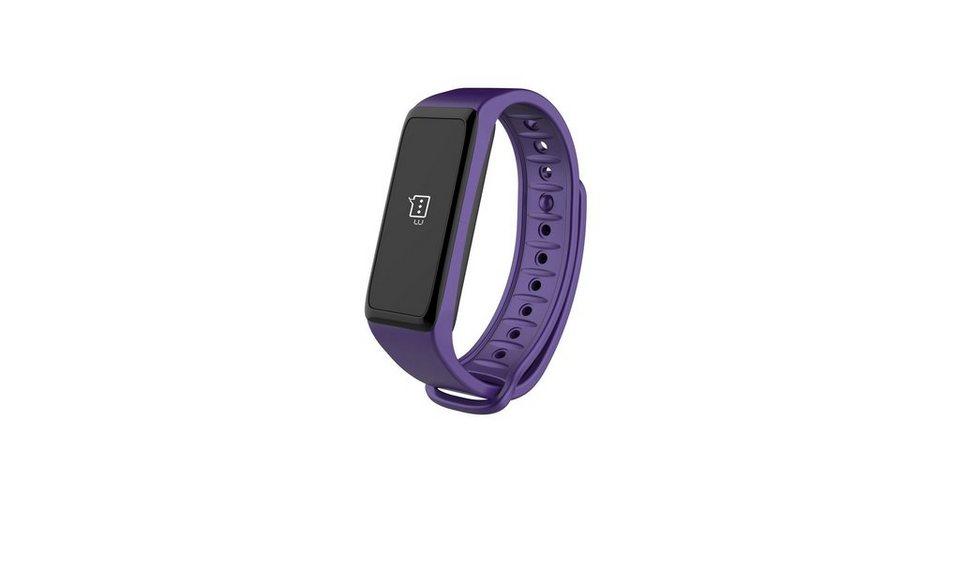 MYKRONOZ Fitnessband »ZeFit2 lila«