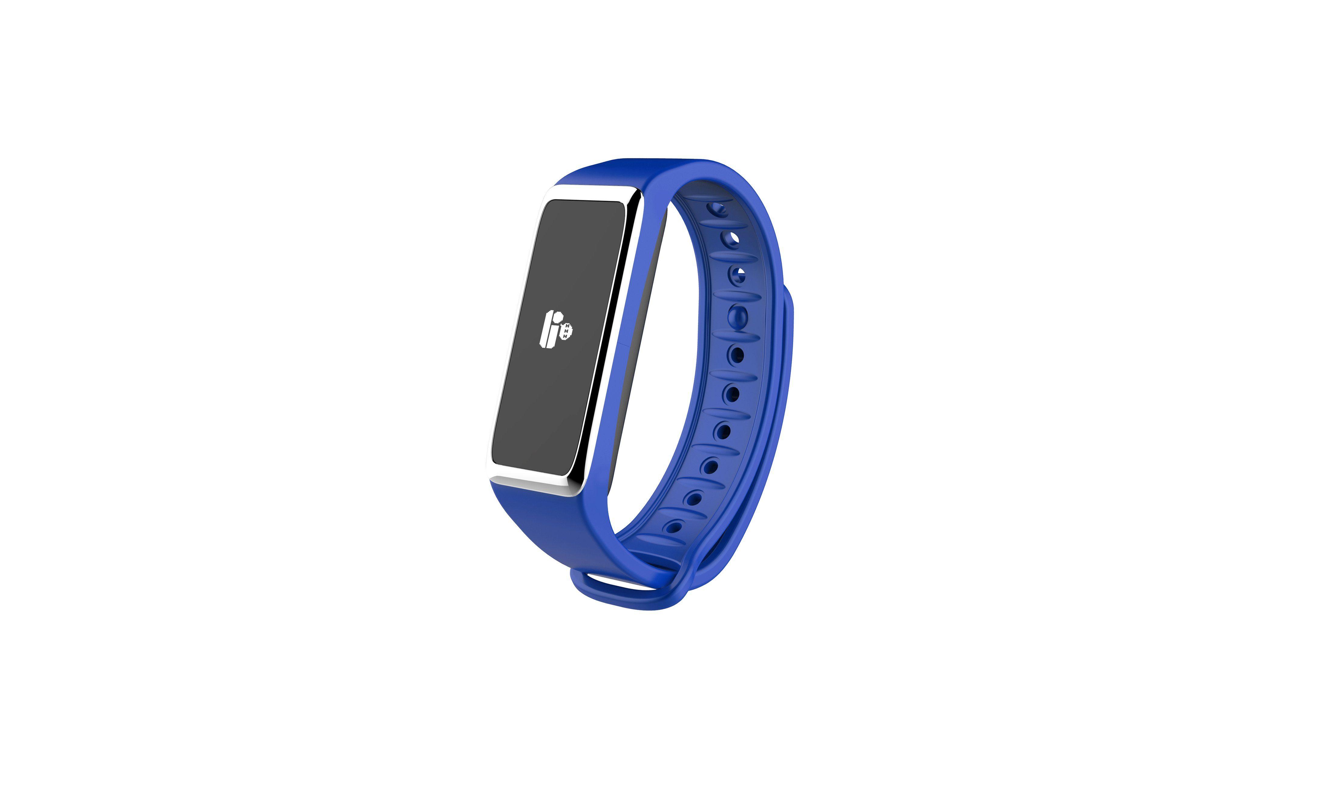 MYKRONOZ Fitnessband »ZeFit2 blau«