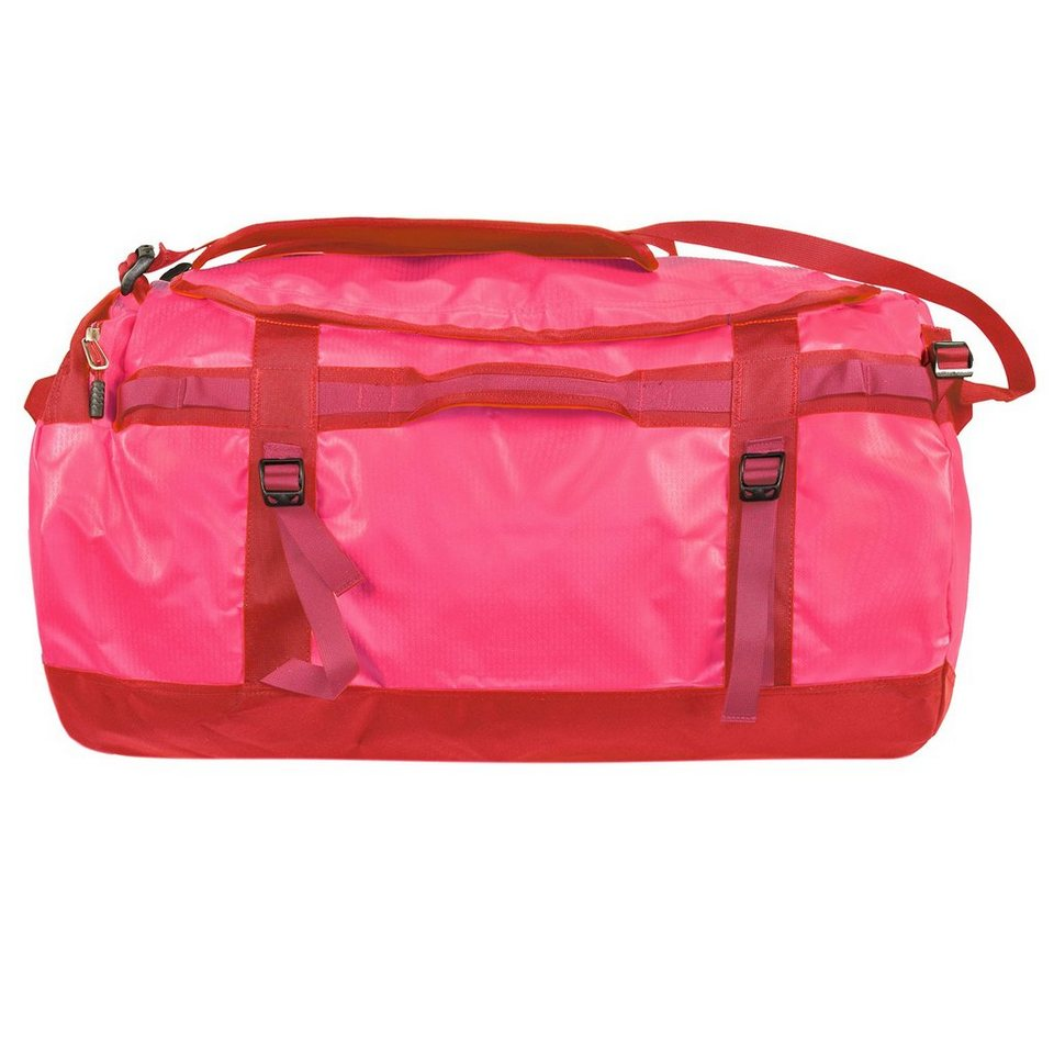 The North Face Base Camp Duffel M Reisetasche 64,5 cm in fuchsia pink - fiery