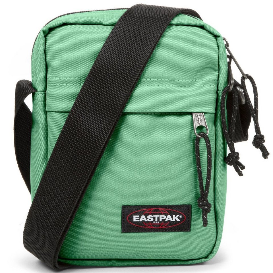 Eastpak Authentic Collection The One 16 Umhängetasche 16,5 cm in picknick green