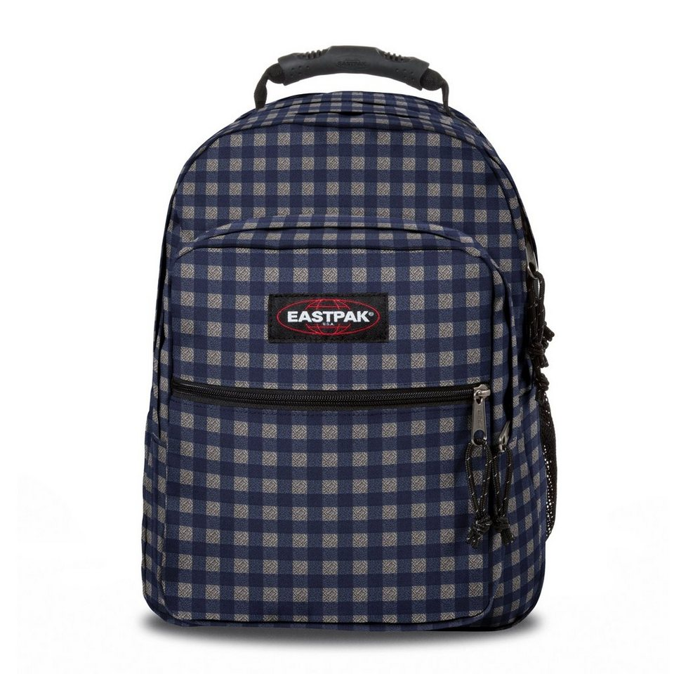 Eastpak Campus Egghead 15 Rucksack 43 cm Laptopfach in checksange blue