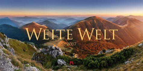 Kalender »Weite Welt 2017«