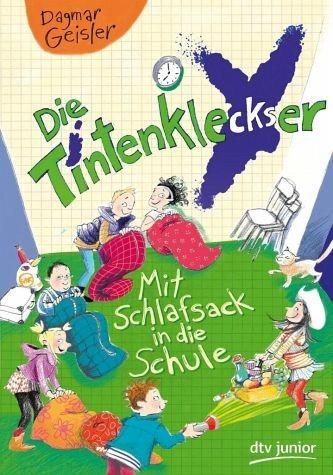 Gebundenes Buch »Mit Schlafsack in die Schule / Die...«