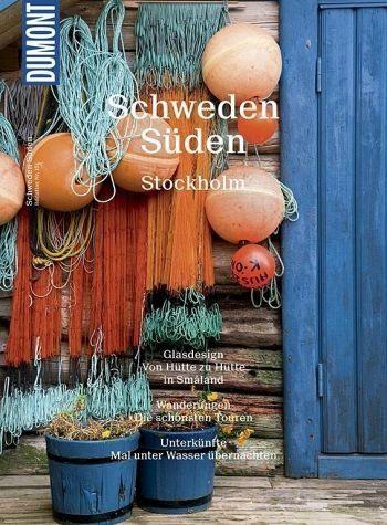 Broschiertes Buch »DuMont BILDATLAS Schweden Süden, Stockholm«
