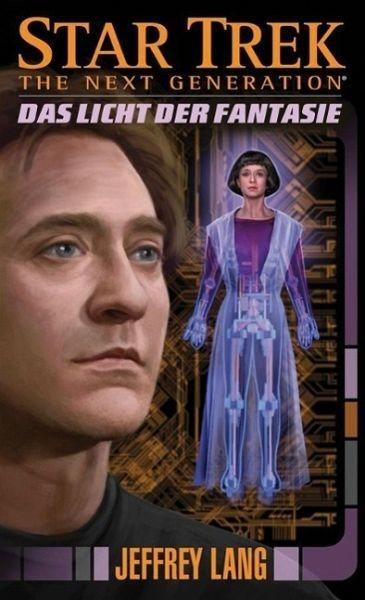 Broschiertes Buch »Star Trek - The Next Generation 11: Das Licht...«