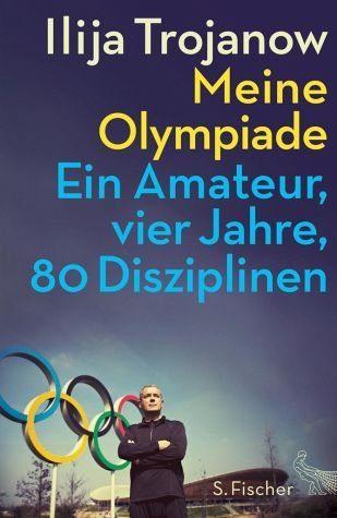 Gebundenes Buch »Meine Olympiade«