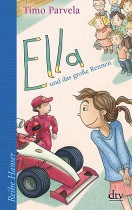 Broschiertes Buch »Ella und das große Rennen / Ella Bd.8«