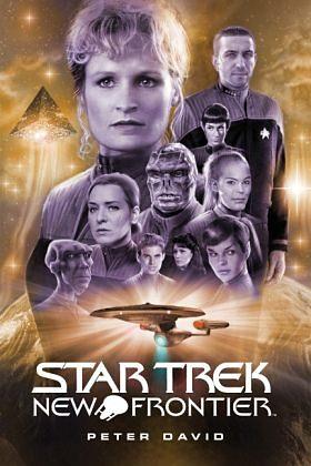 Broschiertes Buch »Star Trek - New Frontier: Grenzenlos«