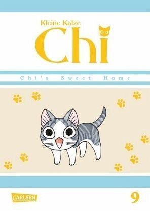 Broschiertes Buch »Kleine Katze Chi / Kleine Katze Chi Bd.9«