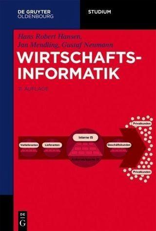 Broschiertes Buch »Wirtschaftsinformatik«