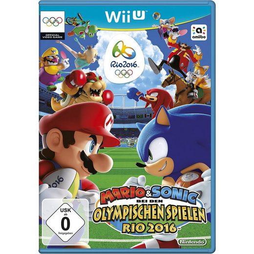 Nintendo Wii U Mario & Sonic bei den Olympischen Spielen: Rio 2016