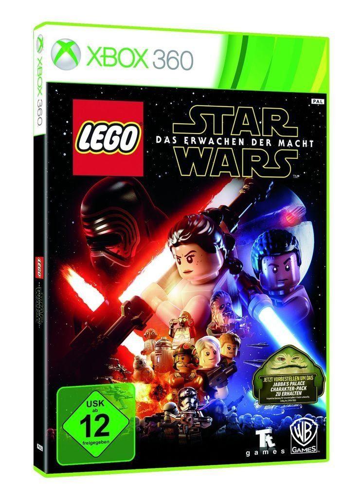 Warner Games XBOX 360 - Spiel »LEGO Star Wars: Das Erwachen der Macht«