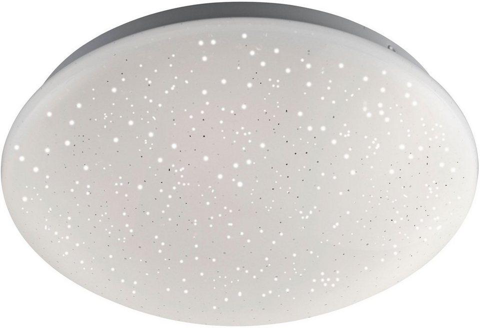 sternenhimmel lampe leuchten direkt led deckenleuchte askylera 1 flammig bauen
