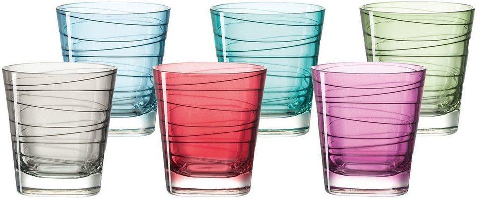 LEONARDO Gläser-Set »Vario« in bunt
