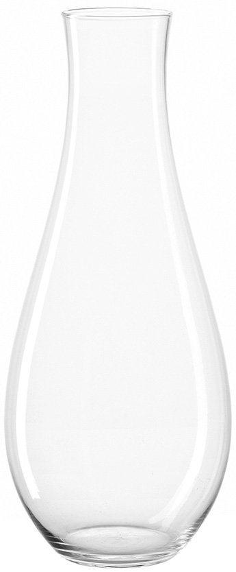 LEONARDO Vase, »Giardino« in transparent