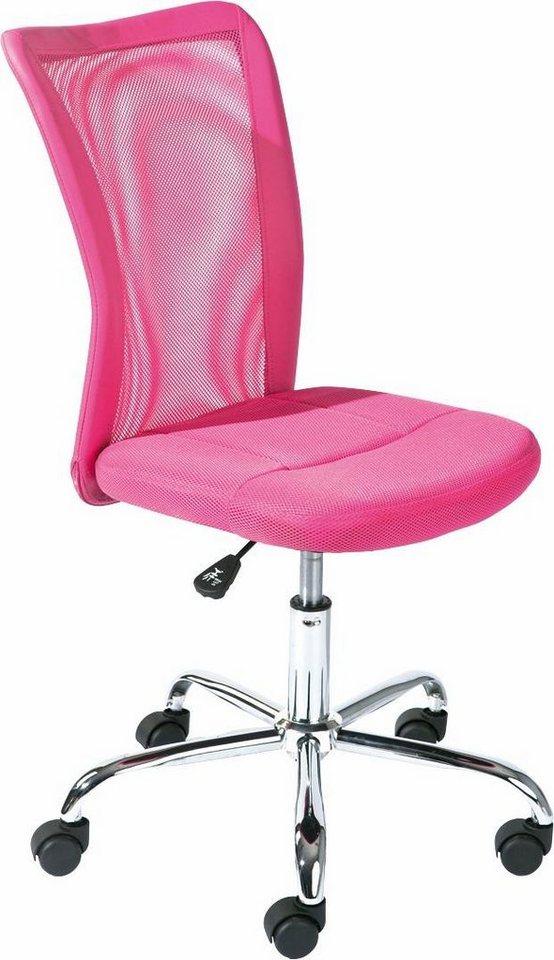 Bürostuhl »Bonnie« in pink