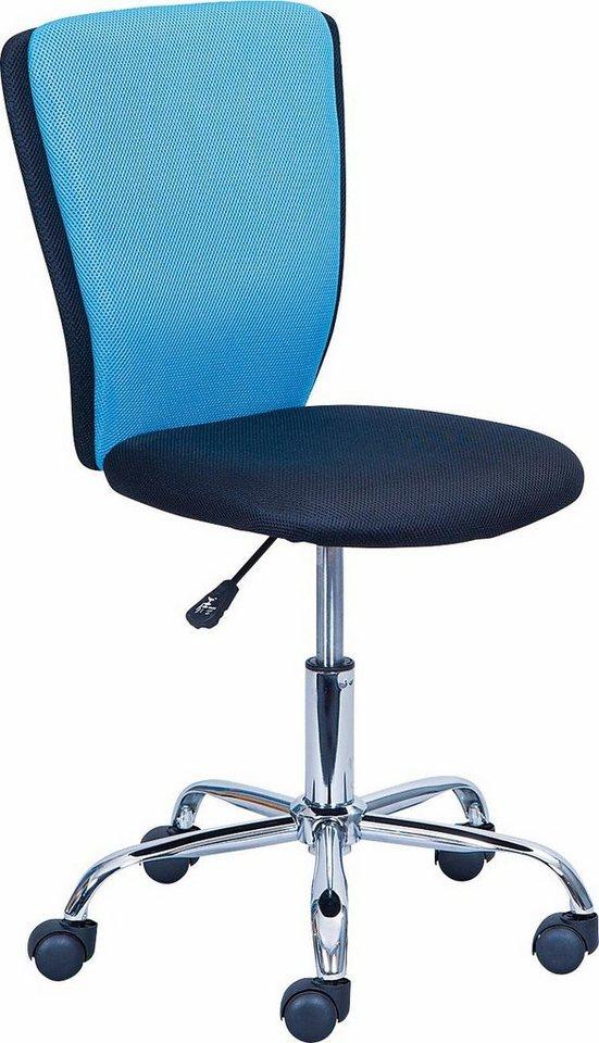 Bürostuhl »CC 15-1« in schwarz/blau