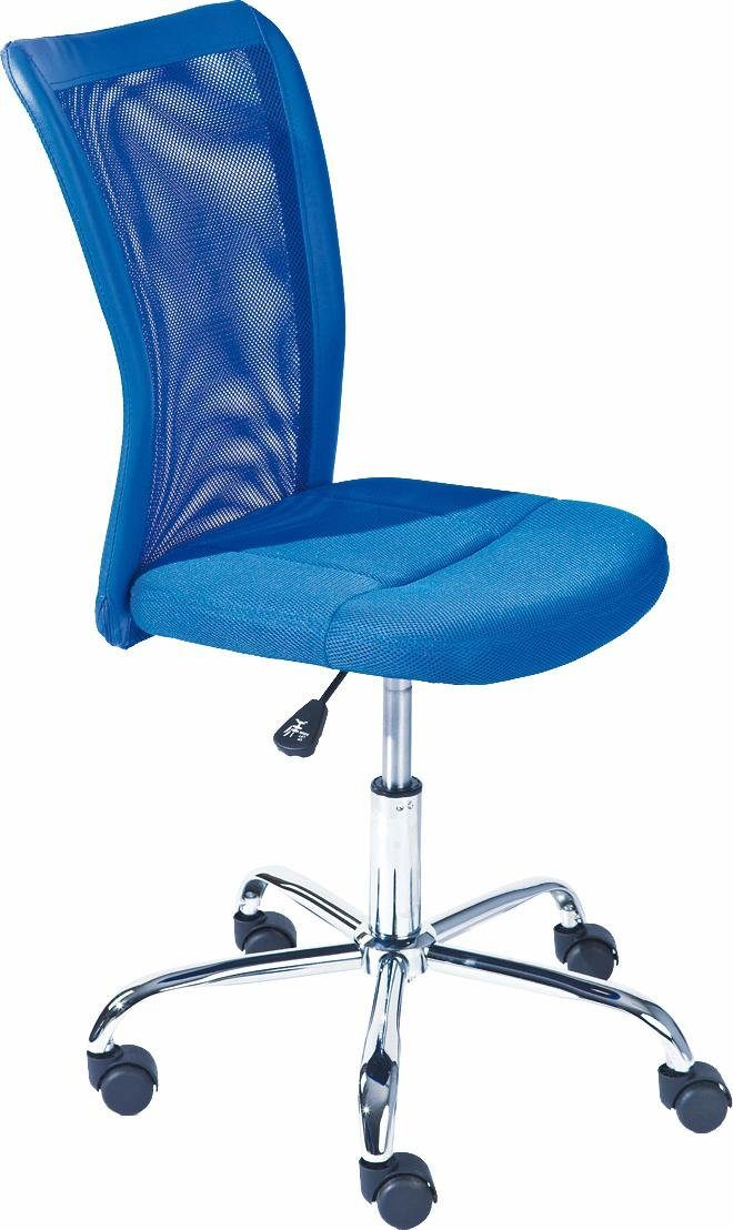 Home affaire Drehstuhl »Bonnie« in bunten Farben, blau