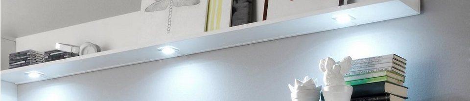 Unterbaubeleuchtung in weiß