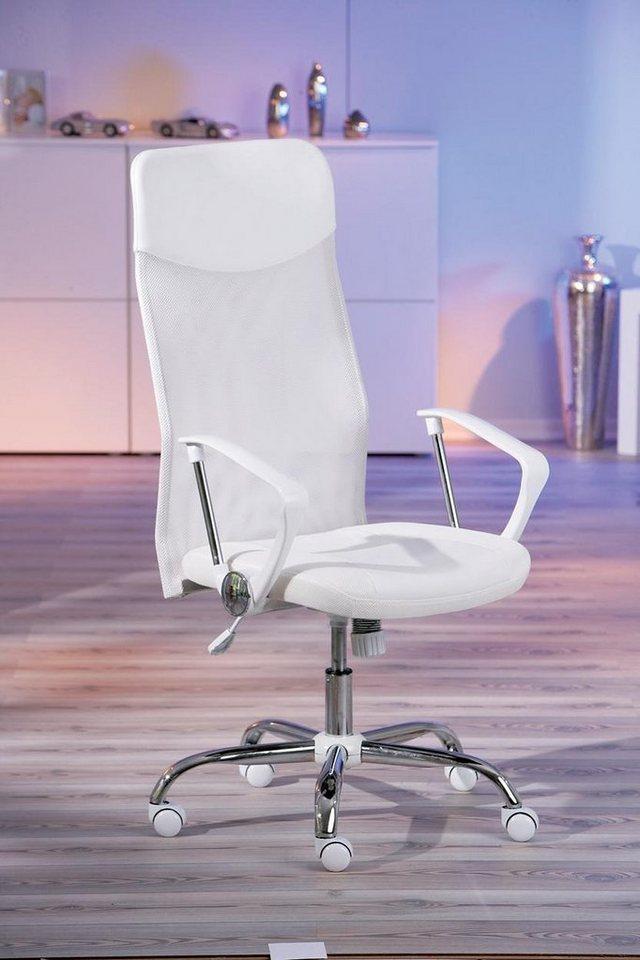 Bürostuhl »Fiori« in weiß