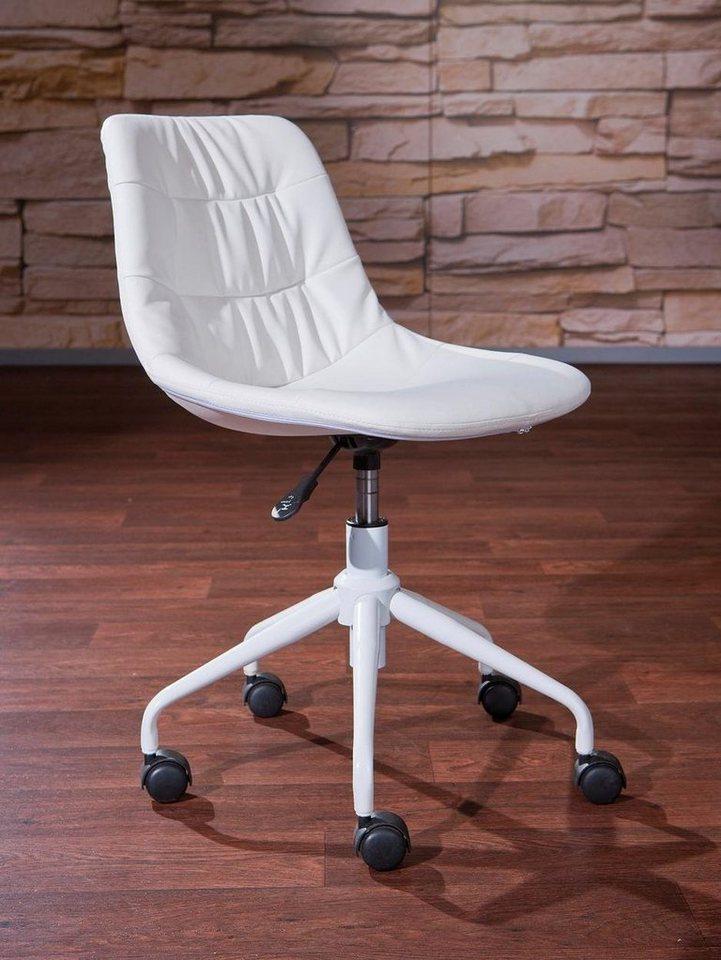 Bürostuhl »Cyros« in weiß
