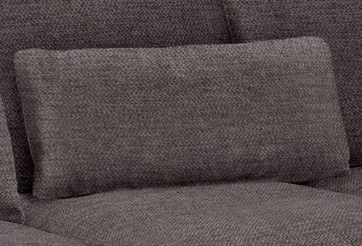ADA premium Nierenkissen »NELSON«, 3er-Set in braun TBB 4