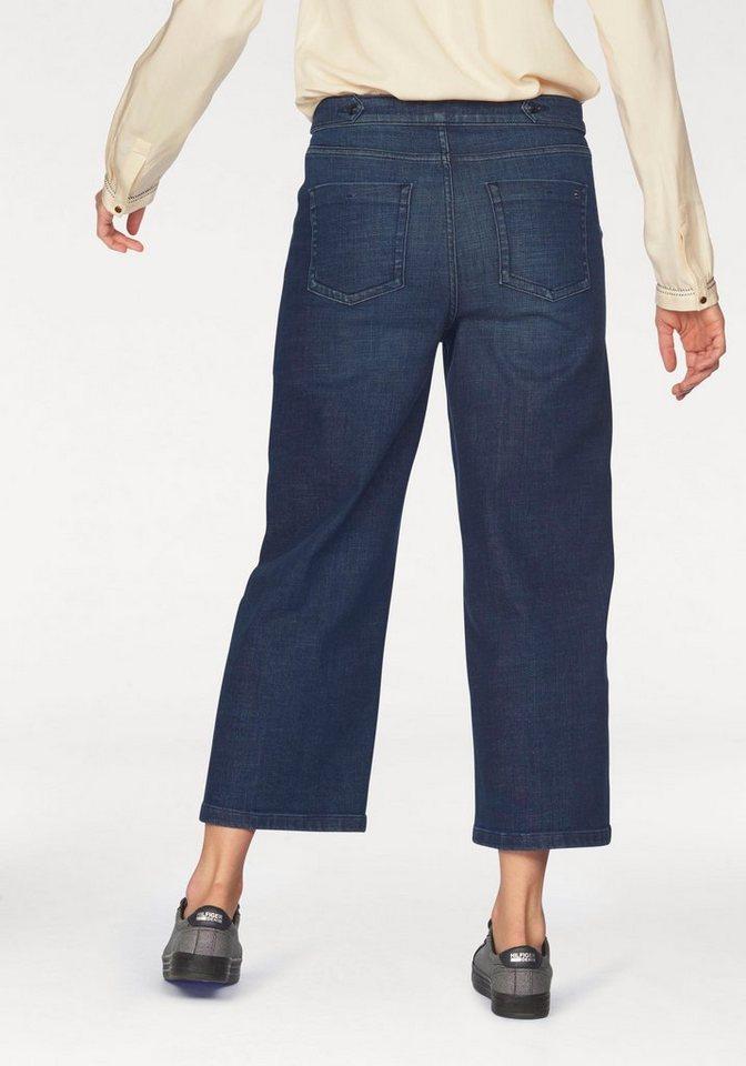 Tommy Hilfiger 7/8-Jeans »Ella« in 7/8 Länge in blue-denim