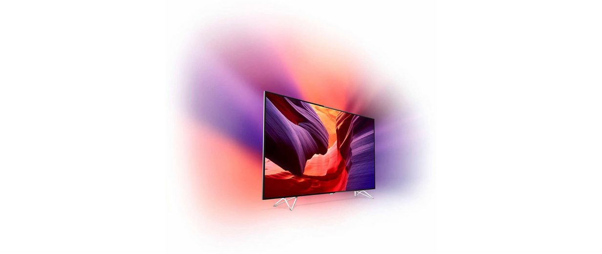 Philips AmbiLux 65PUS8901/12 LED Fernseher (164 cm (65 Zoll), 4K Ultra HD, Ambilight-Projection, Smart-TV)