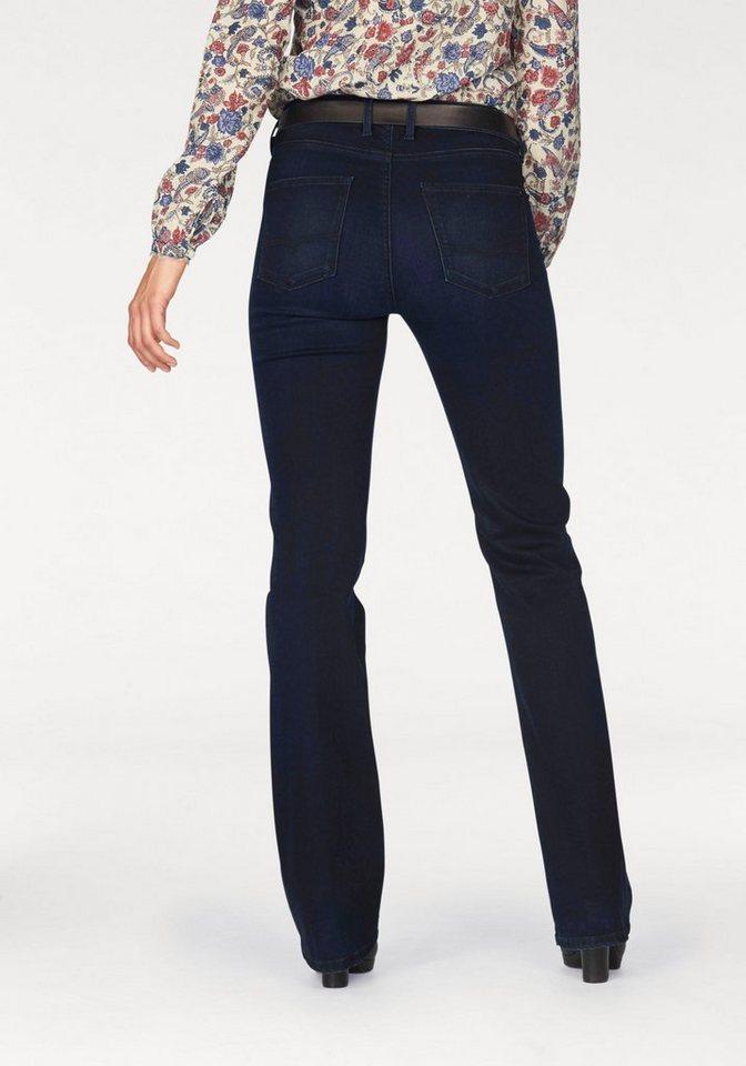 Pepe Jeans Schlagjeans »MAYFLARE« in dark-blue
