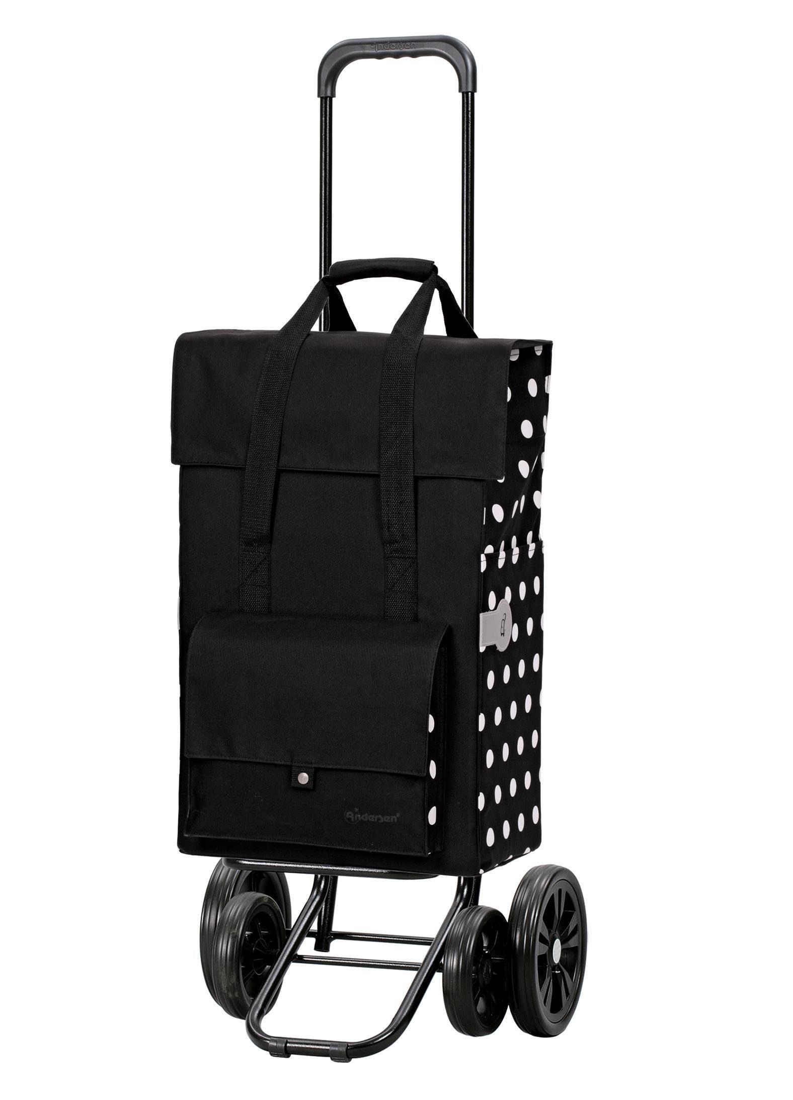 Andersen Einkaufstrolley »Quattro Shopper« mit Alu Fahrgestell