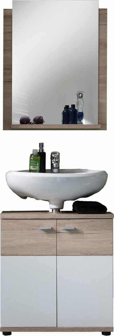 moderne badezimmermobel holz, badmöbel-set online kaufen » badezimmermöbel-set | otto, Design ideen