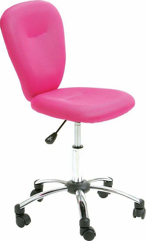 Bürostuhl »Pezzi« in pink