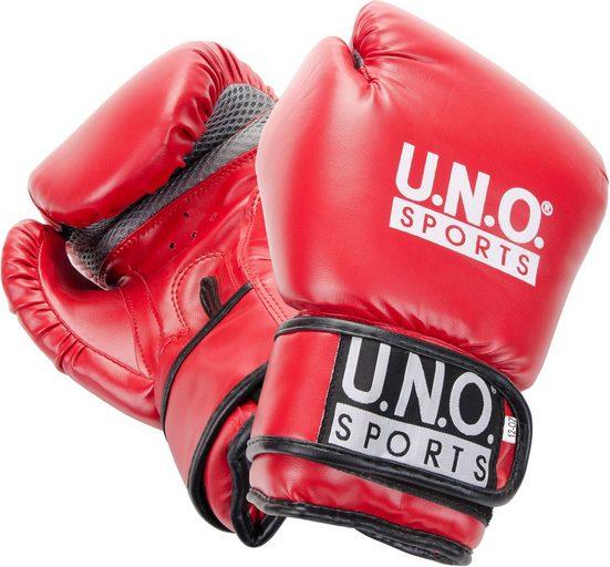U.N.O. SPORTS Boxhandschuhe »Fun«, für leichtes Heimtraining