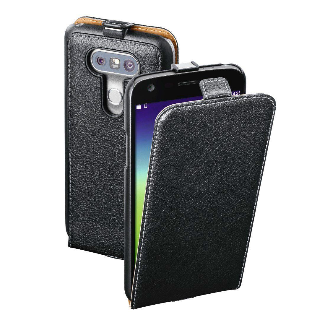 Hama Flap-Tasche Smart Case für LG G5 (SE), Schwarz