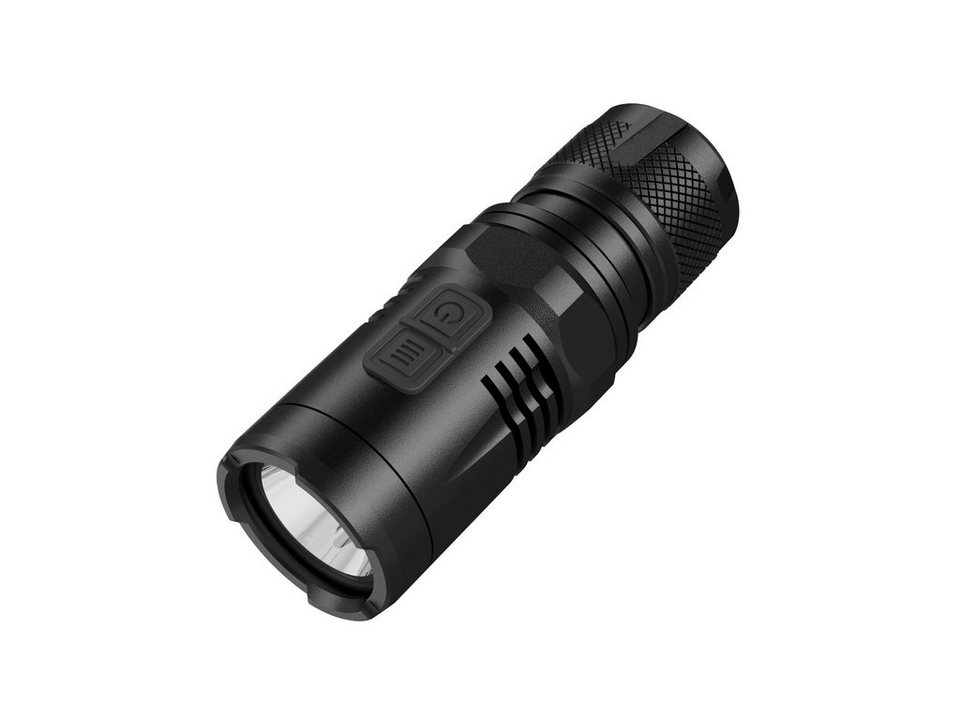 NITECORE Camping-Beleuchtung »LED EC Modell 11 Taschenlampe« in schwarz