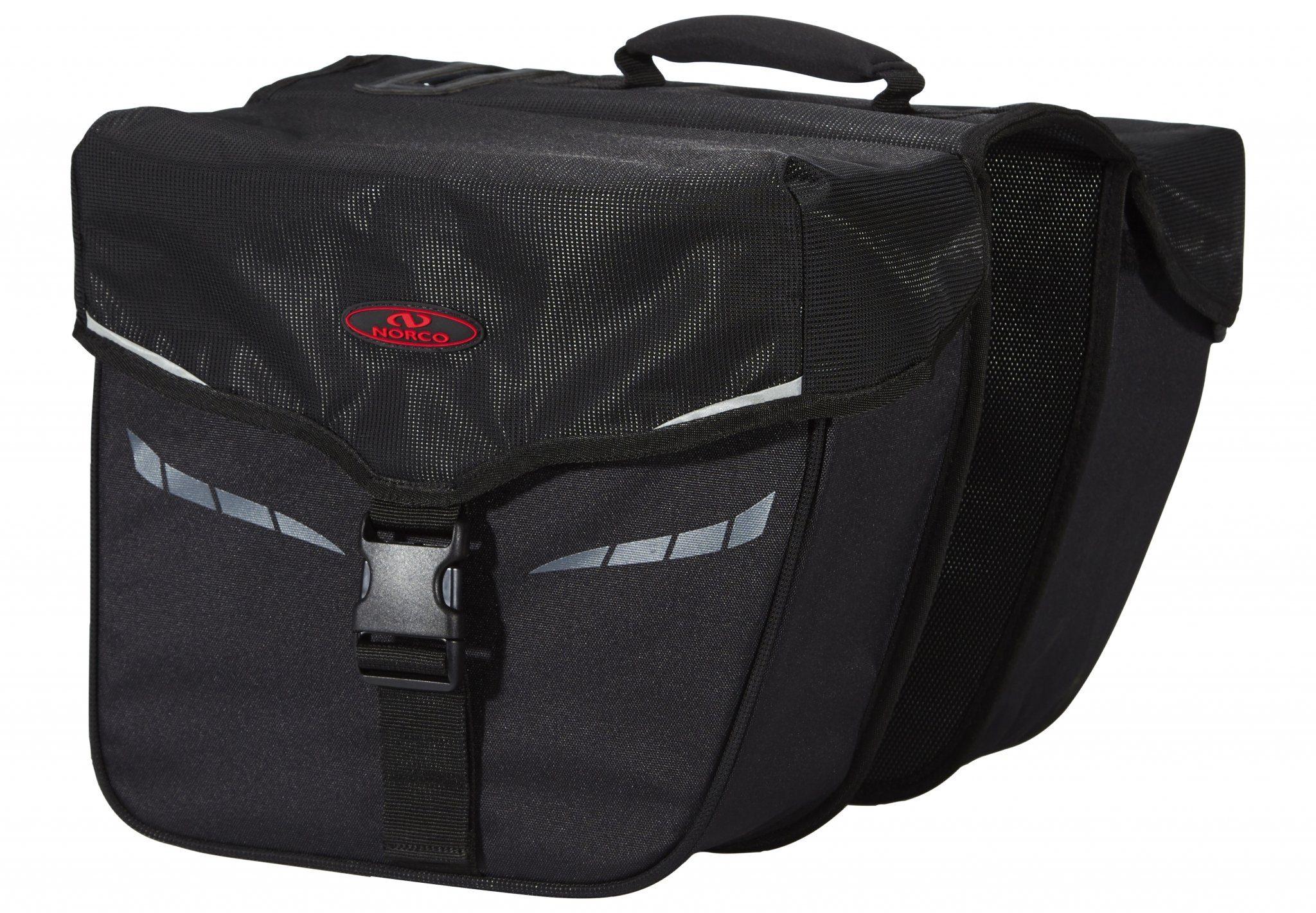 Norco Gepäckträgertasche »Idaho Doppeltasche«