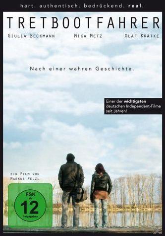 DVD »Tretbootfahrer«