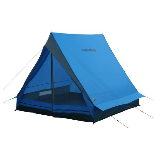 High Peak Zelte »Scout 2« in blau/grau
