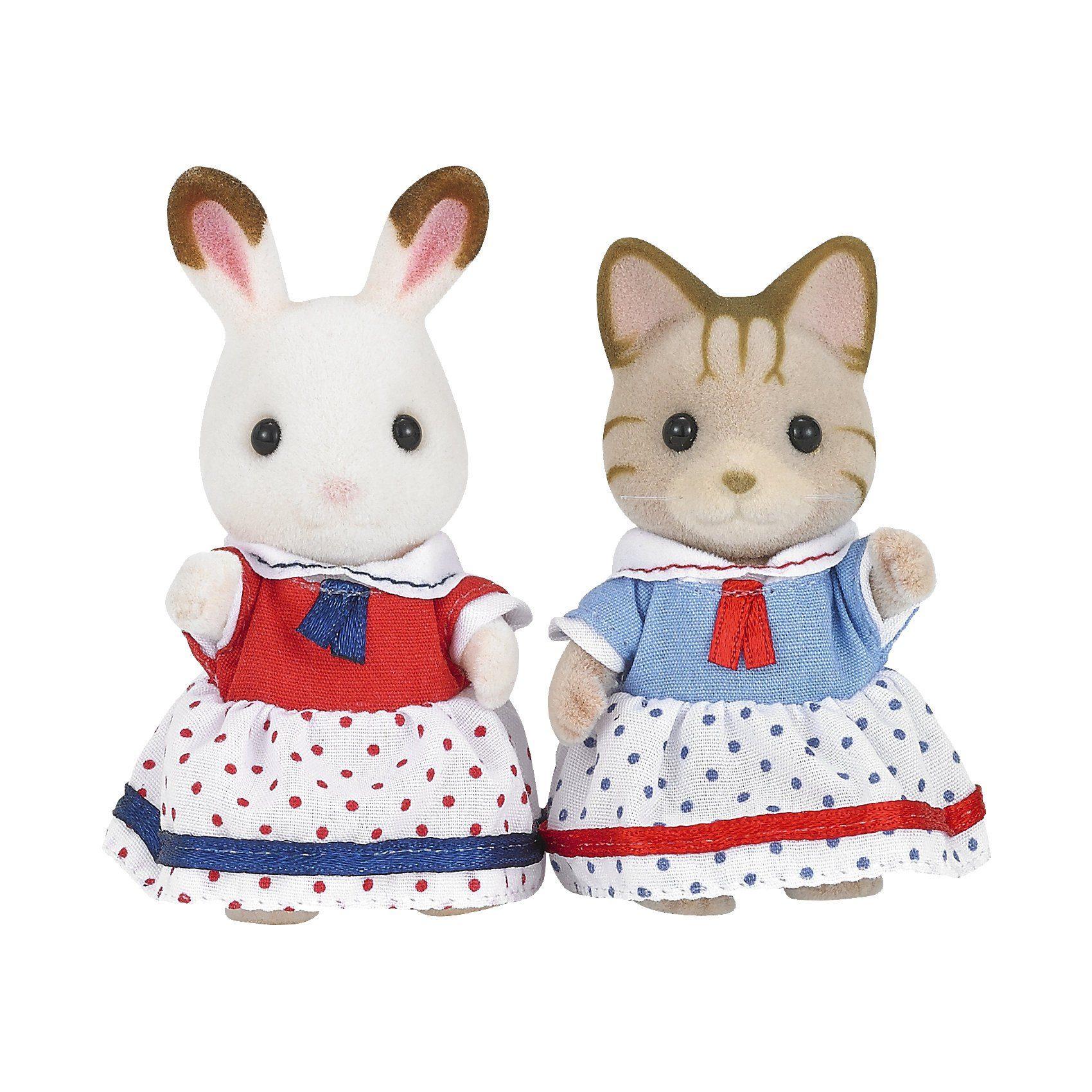 Epoch Traumwiesen Sylvanian Families Strandfreunde Puppenhauszubehör