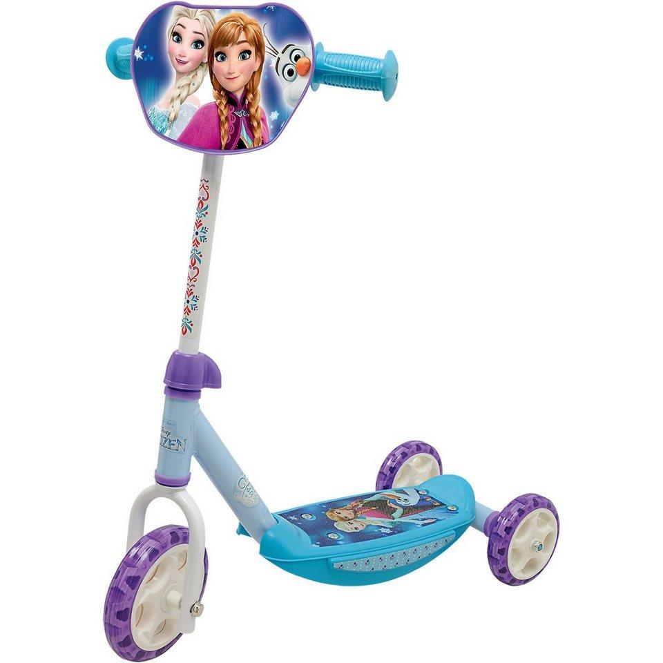 Smoby Frozen Roller, 3 Räder in blau